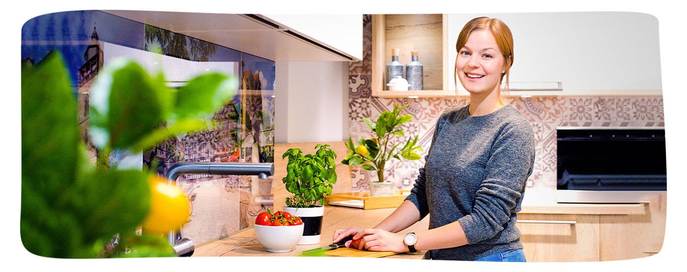 Ernährungsberaterin Luisa Schmidt