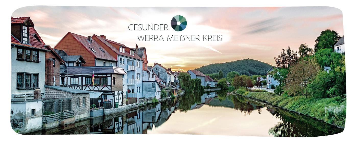 Landschaft im Werra-Meissner Kreis