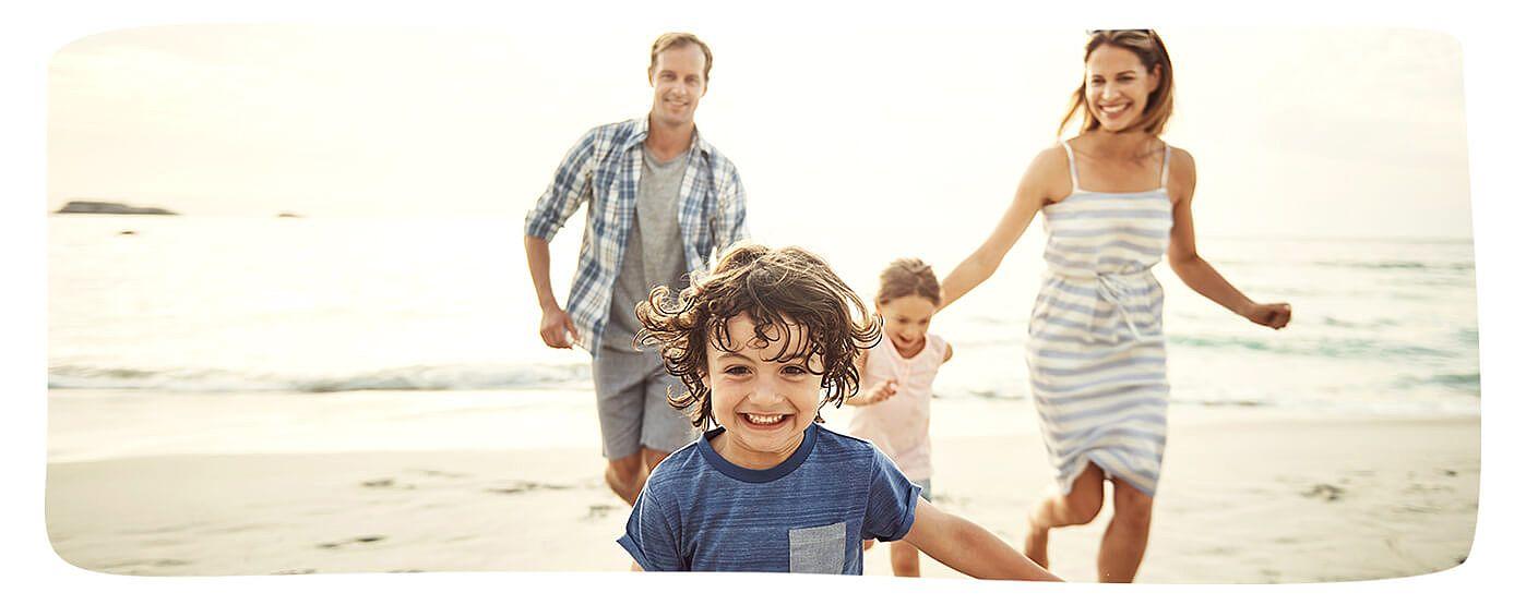 Gesundheit, Reisen, Familie