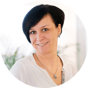 Porträt von Ansprechpartnerin Karina Rüppel