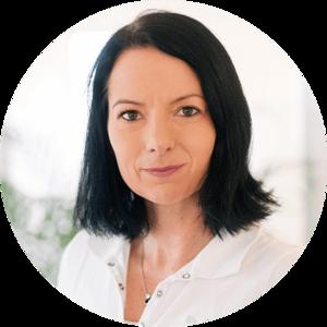 Porträt von Ansprechpartnerin Tanja Wiegmann