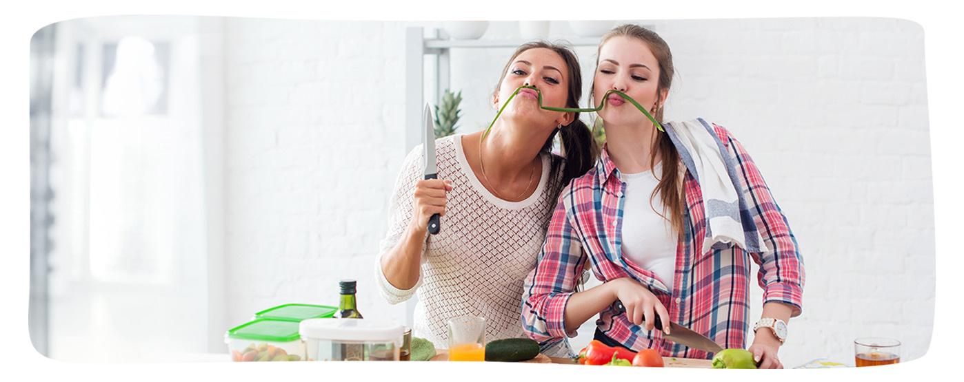 Gesunde Ernährung – Ernährungskurse, Ernährungsberatung