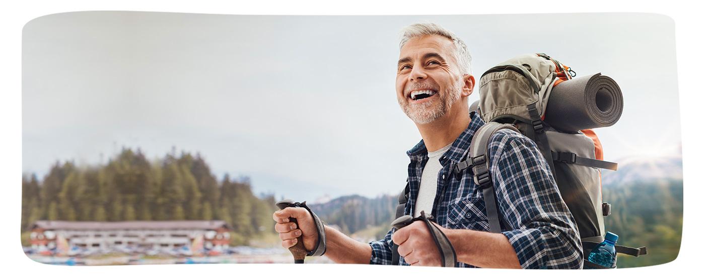 Wellness- und Gesundheitsreisen, aktiver Urlaub, Fitness-Urlaub