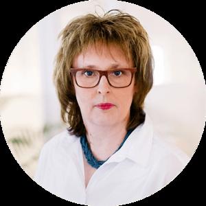 Porträt von Ansprechpartnerin Brigitte Schönewolf