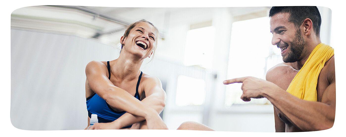 Gesundheit, Bewegung, Leistungen