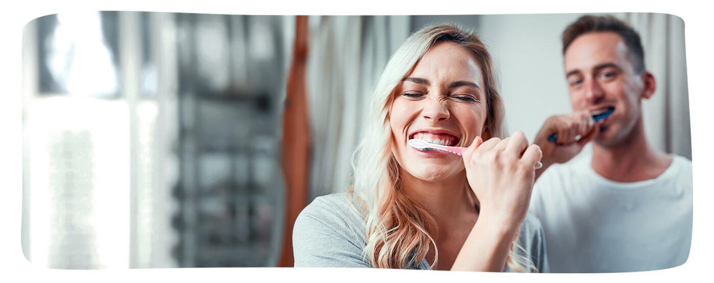 Zahngesundheit – Professionelle Zahnreinigung