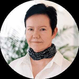 Porträt von Ansprechpartnerin Heike Wiegand